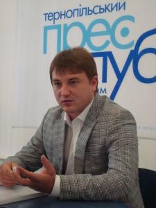 Євгеній Суслов: «Україні потрібні молоді політики, обрані народом»
