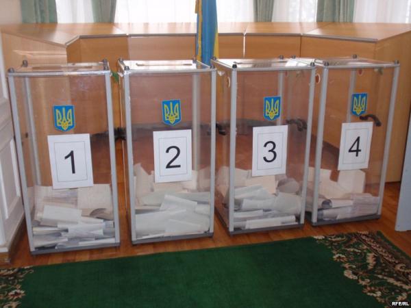 УДАР і Свобода не отримали жодного місця  в окружних виборчих комісіях