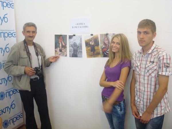 Названі імена переможців фотоконкурсу «Жінка в об`єктиві»