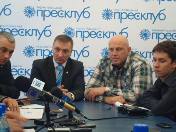 Тернопільський виборець  – «нас не злякаєш!»