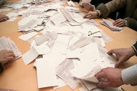 Оприлюднено перші дані підрахунку голосів за кандидатів по мажоритарних округах Тернопільщини.