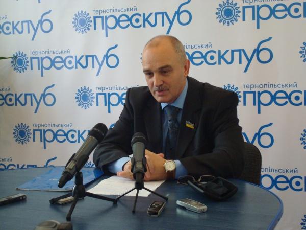 Іван Стойко – «Багато залежало від тих, хто рахував результати виборів. І цей факт незаперечний»