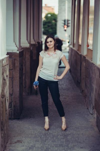 Журналістський тиждень: «Мене захопив вирій журналістського духу» – Оксана Ковалковська