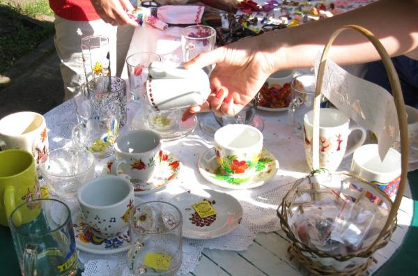 Мистецтво «в чашках»