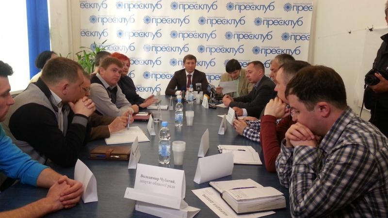 Круглий стіл: «Об'єднаємо Україну»