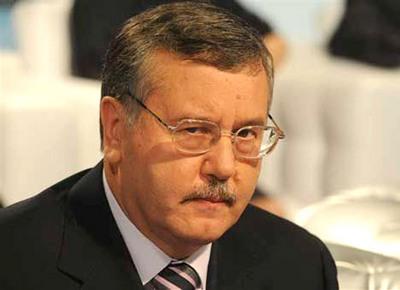 Анатолій Гриценко – Турчинов не спроможний виконувати покладені на нього обов'язки