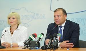 Михайло Добкін побажав новому Президенту об'єднати Україну