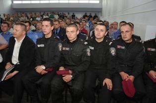 До виборів готуються працівники міліції
