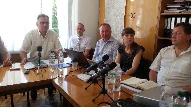 Круглий стіл «Чи допоможе аграріям Концепція розвитку системи страхування сільськогосподарської продукції в Україні: аргументи фахівців»