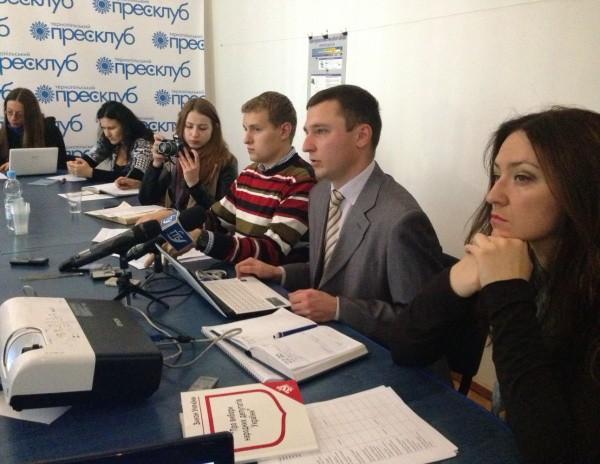 Тернопільська молодь проаналізувала програми партій та кандидатів у народні депутати від області