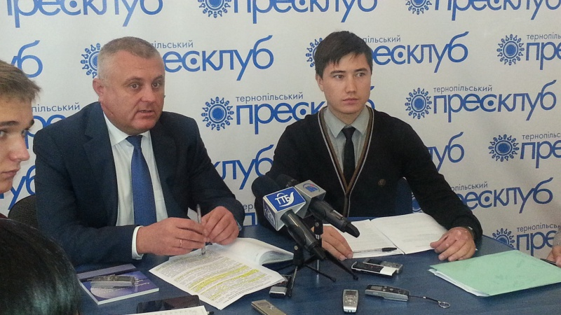 Як на Тернопільщині розпочалося голосування