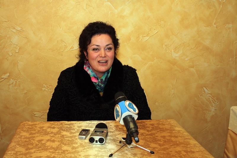 Волонтер Еліко Маркелія – грузинка за національністю, українка – за духом