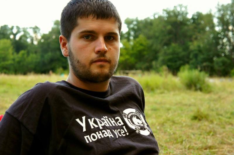 Сум᾽янин Мирослав Ольшанський: « Українськість – це правильно, це природньо»