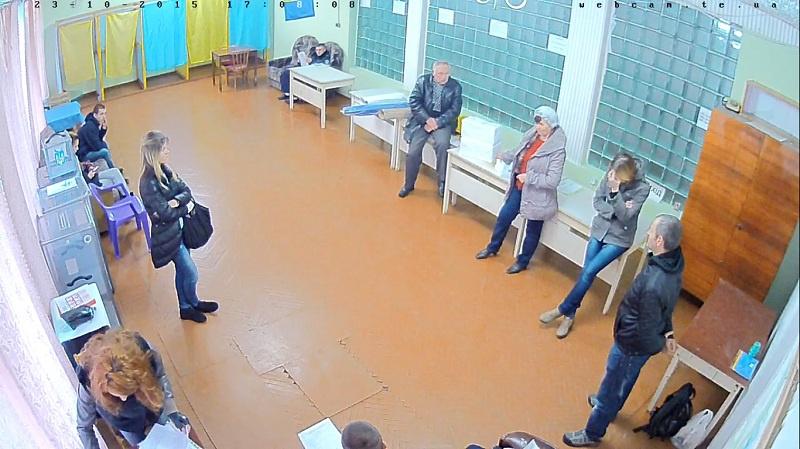 У «Тернопільському прес-клубі» можна буде споглядати вибори на дільницях он-лайн
