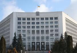 До Тернопільської обласної ради проходить 8 політичних сил