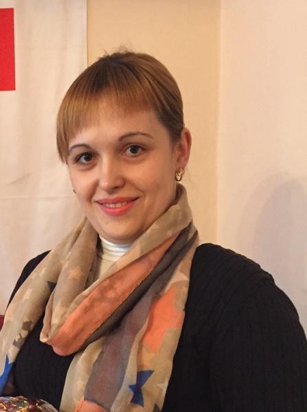 Юлія Білецька: «Люди настроєні дуже позитивно і активно»