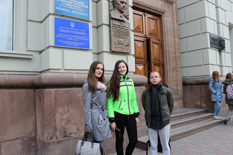 «Нас переконували залишитися у Кримському медичному університеті»
