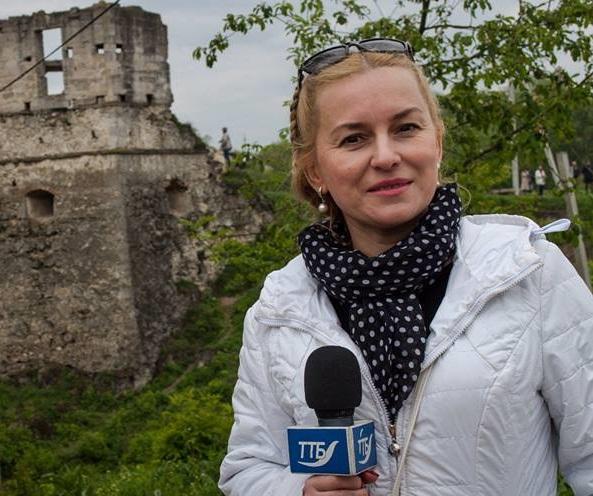 Світлана Шумна з ТТБ сьогодні, 7 грудня, приймає вітання