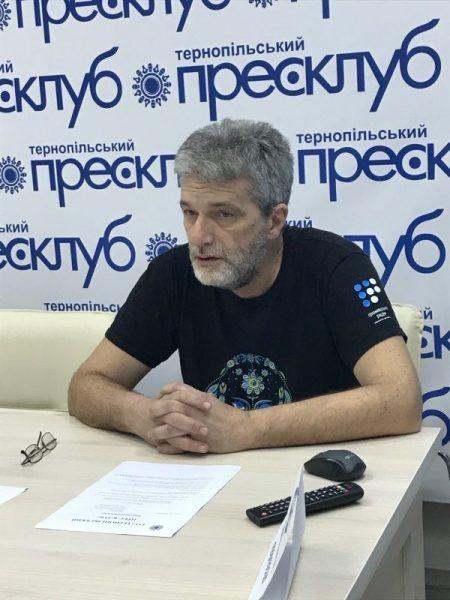 Андрій Куликов – про можливості протидії пропаганді за умов гібридної війни