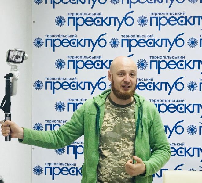 Майстер-клас від Богдана Кутєпова – усе про відео та стріми у роботі журналіста