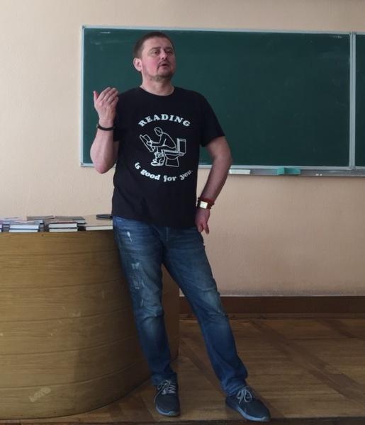 Андрій Кокотюха: «Досі не знаю, чи відбувся я як письменник»