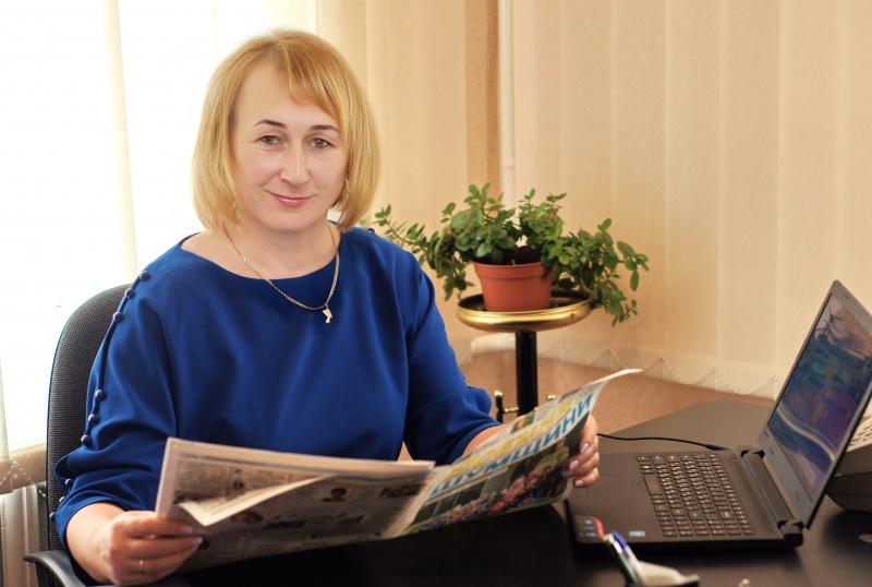 Алла Омельчук: «Газетний бізнес можна успішно розвивати навіть у маленькому віддаленому райцентрі»