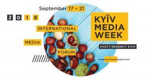 Запрошує Kyiv Media Week