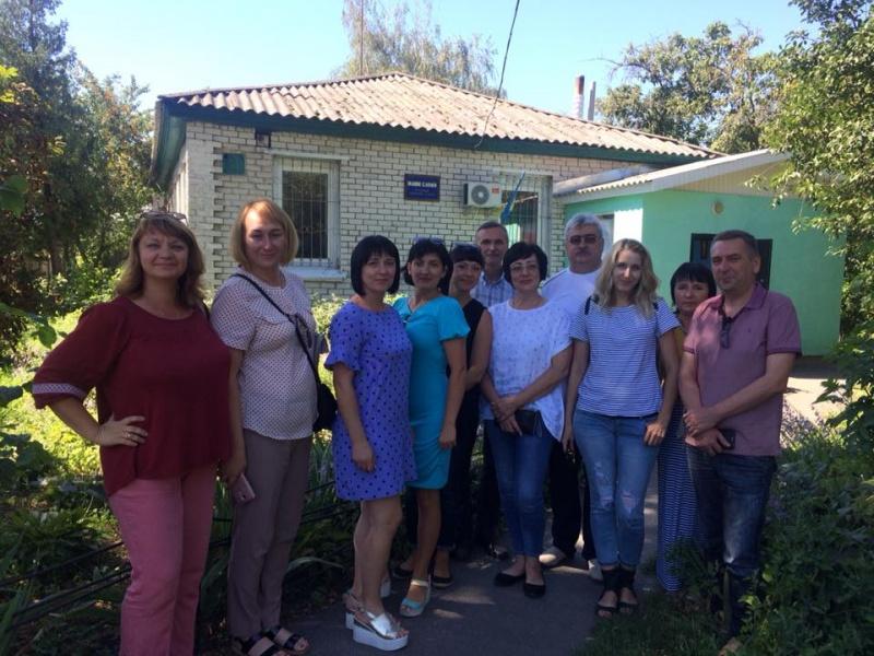 Редактори з Чернігова та Мени поділилися досвідом роздержавлення з колегами з інших регіонів України