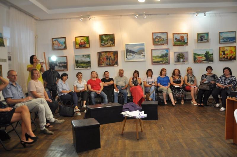 Кременецький «Діалог» ділився досвідом реформування з редакторами районок семи регіонів