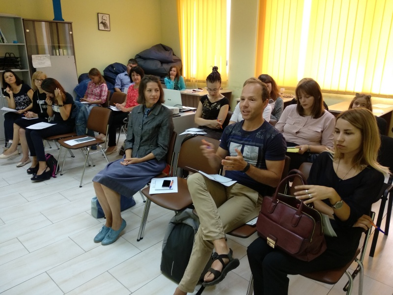 Соціальні організації Тернополя вчили змагатися у конкурсі за бюджетне фінансування