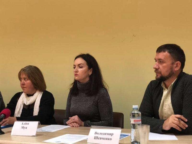 Експертне обговорення на тему «Соціальне замовлення у Тернополі: перший досвід і перспектива»
