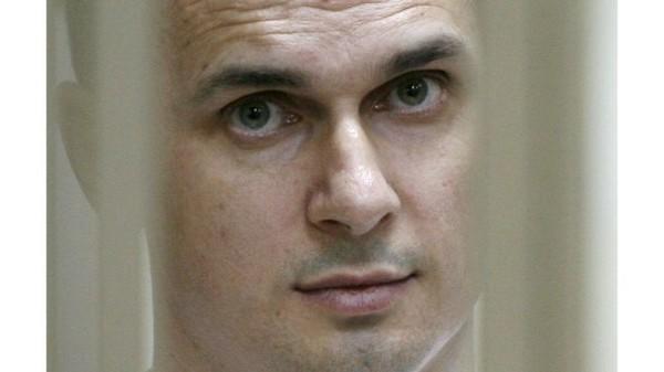 Олег Сенцов став лауреатом премії Сахарова