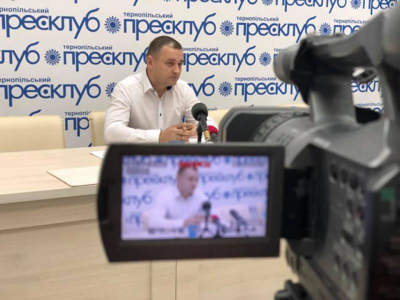 Тарас Білан розповів про роботу на окрузі та скандальні оборудки в Тернополі