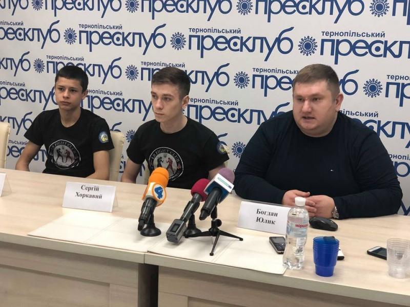 """На Тернопільщині реалізовуватимуть соціальний проект """"Доступний спорт у кожну школу"""""""