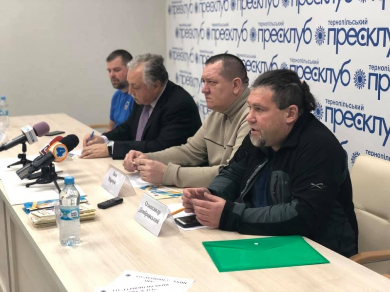 Проміжні результати громадського моніторингу перебігу президентської виборчої кампанії в Тернопільській області