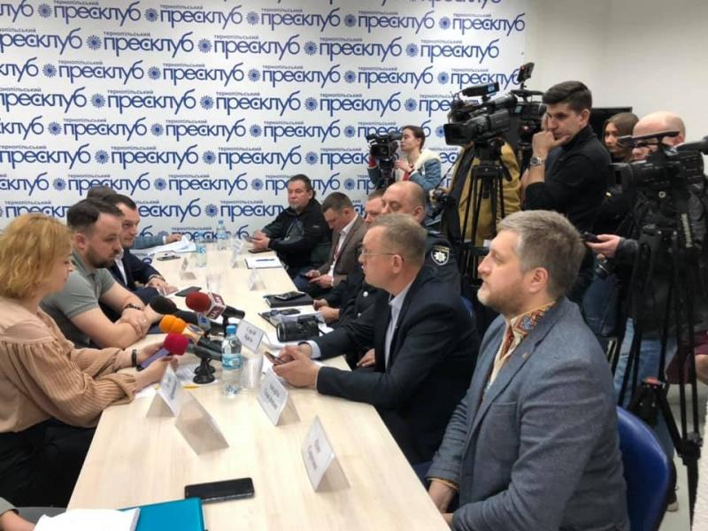 Доба виборів 2019 з Тернопільським прес-клубом