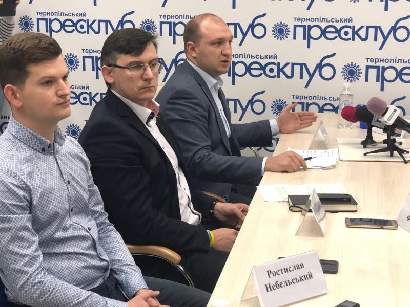 Представники політичних партій і штабів – про законність та прозорість ходу виборчої кампанії президента України на Тернопільщині