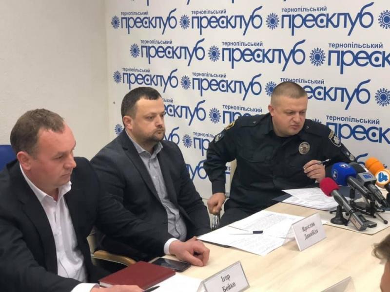 """Підсумковий круглий стіл """"Голосування та підрахунок голосів на виборах Президента-2019 на Тернопільщині"""""""