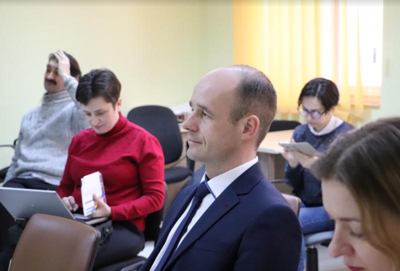 Чому треба говорити про конституційну реформу та як це робити, говорили у Тернополі