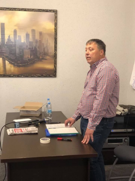 Юридичний тренінг для реформованих ЗМІ Одеської області