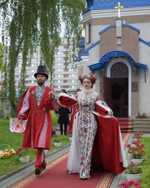 «Театр мод» Галицького коледжу знову приємно вразив
