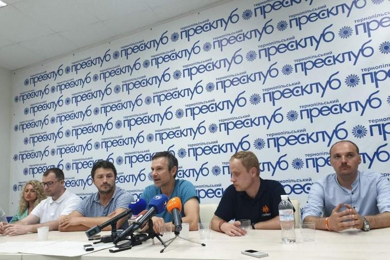 Святослав Вакарчук: «Нам потрібні кіборги в політиці»