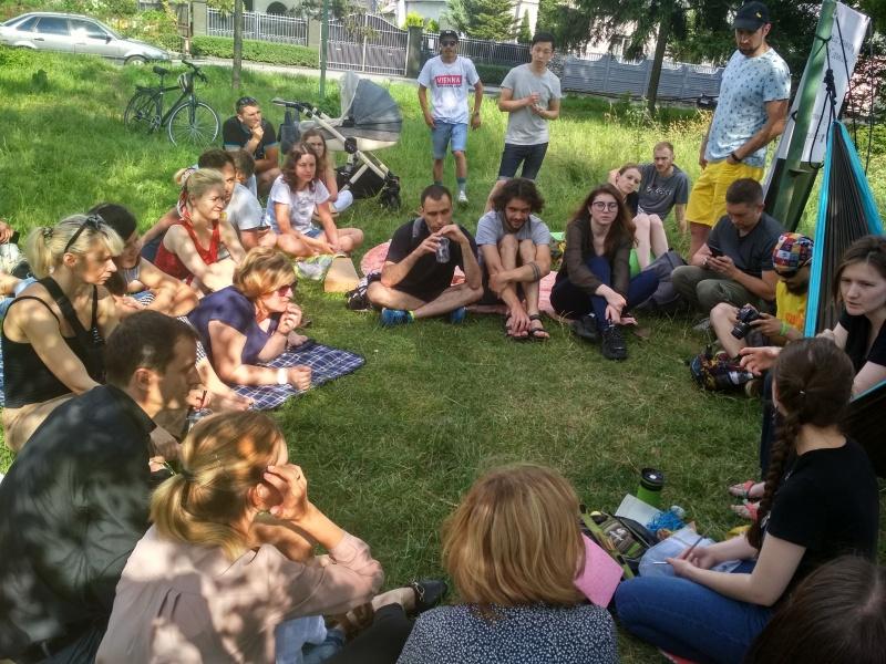 Тернополяни знову організували пікнік заради порятунку