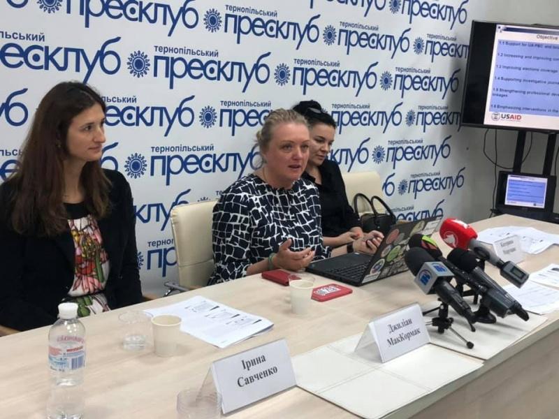 Презентація Медійної програми в Україні
