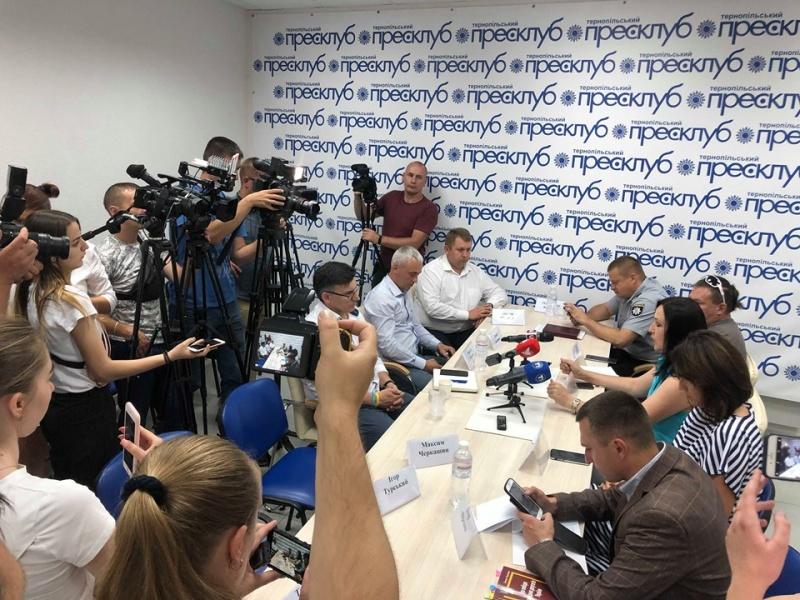 На Тернопільщині явка виборців низька