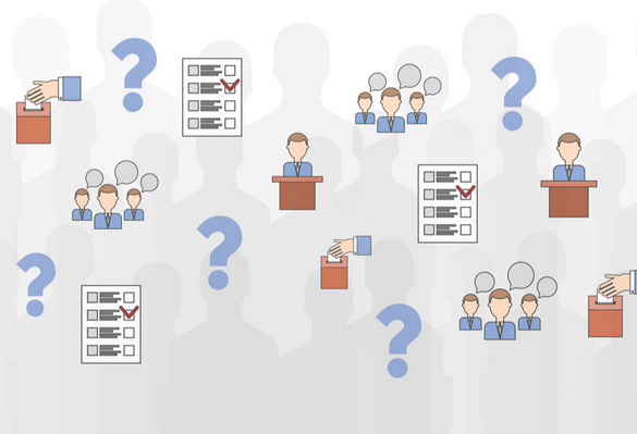 Тернополянам запропонували новий онлайн-інструмент для обрання партій