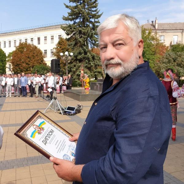 Телепрограми Володимира Андріїшина оцінили високо