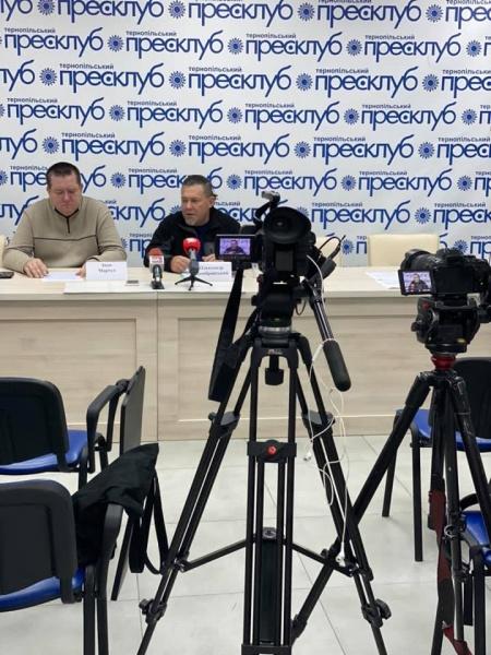 Пропозиції тернопільської коаліції «За чесні та прозорі вибори» надішлють до столиці