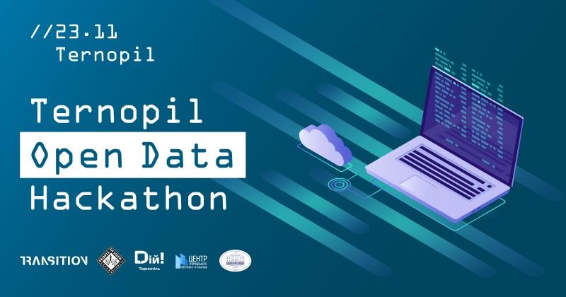 Ternopil Open Data Hackathon
