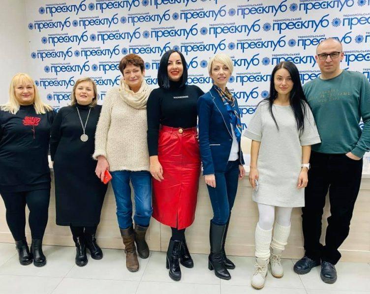 Розпочала роботу VII Регіональна Школа сучасної журналістики Тернопільського прес-клубу